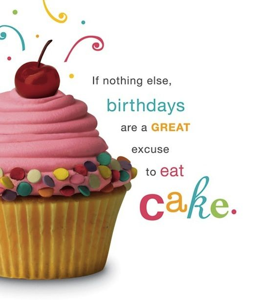17 best ideas about Cute Birthday Wishes – Cupcake Birthday Card