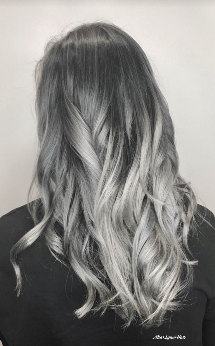25 best ideas about gray balayage on pinterest gray hair ombre silver ombre and silver ombre. Black Bedroom Furniture Sets. Home Design Ideas