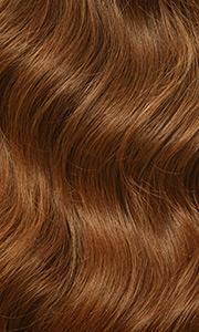 Hints of Mahogany Hair Color