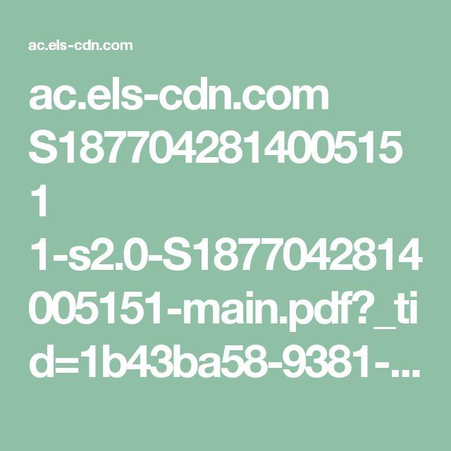 ac.els-cdn.com S1877042814005151 1-s2.0-S1877042814005151-main.pdf?_tid=1b43ba58-9381-11e6-a427-00000aab0f26&acdnat=1476609519_1edd38f70322d50549aadd30b94ac3b6
