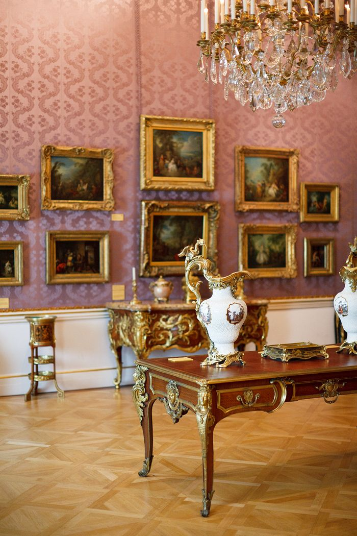 The Wallace Collection..my most favorite place on earth..visit every time I arrive in London..not to be missed townhouse of the riches of France Royalty (people actually call/email me to let me know how much they enjoyed it)