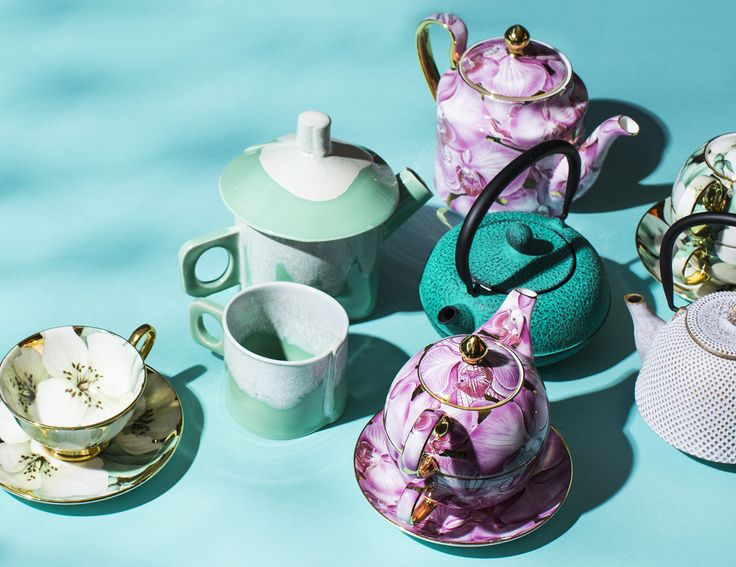 Step up your tea collection with these luxe picks!