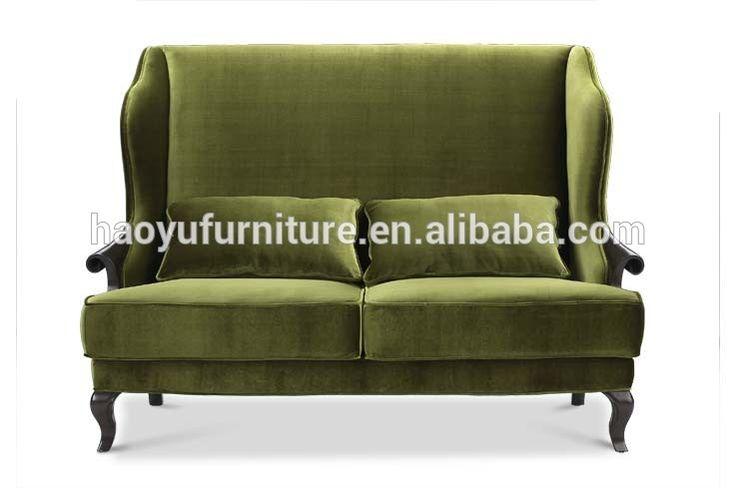 Антикварная диван высокой спинкой HY-013 #-картинка-Диван для гостиной-ID продукта:60239918893-russian.alibaba.com