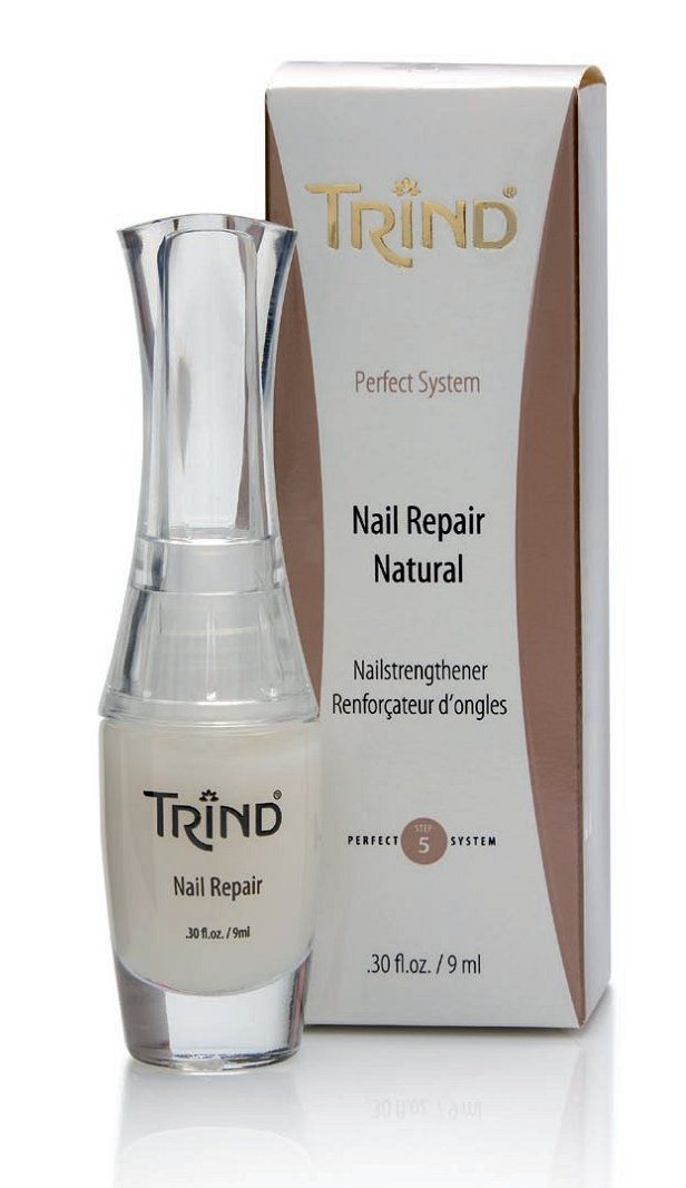 Trind Nail Repair Natural Finish 9ml Trind Nail Repair is an effective nail strengthener which makes your nails strong and keeps them supple at the same time. With this product your nails wont dry out and wont show discoloration. The uni http://www.MightGet.com/january-2017-11/trind-nail-repair-natural-finish-9ml.asp