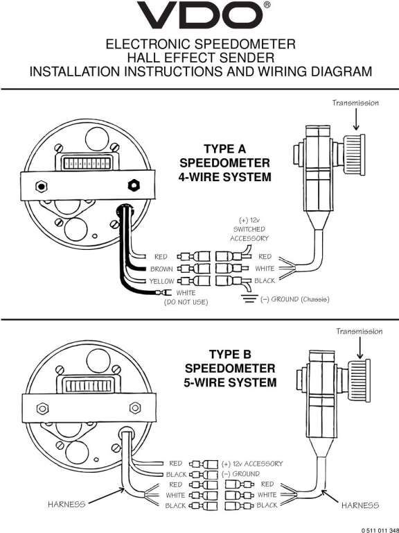 Speedometer Wiring Diagram from i.pinimg.com