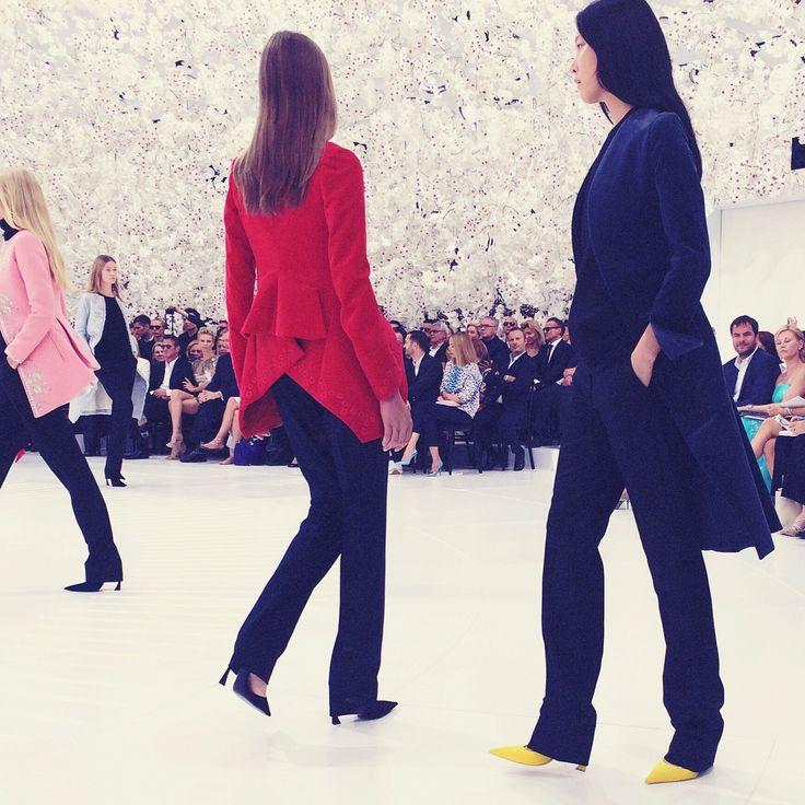 Dior Haute Couture - Hiver 2015