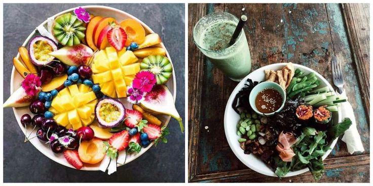 alimentos vegetarianos frutas