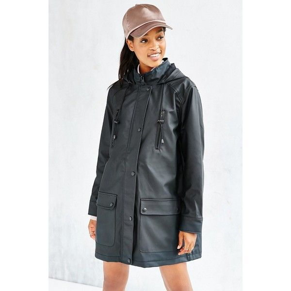 Best 20  Black raincoat ideas on Pinterest | Mens dress raincoat ...