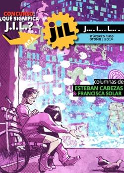 Revista TEEN: JIL. Gratis, digital, interactiva. Excelente.