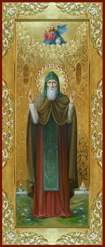 Даниил Московский князь преподобный