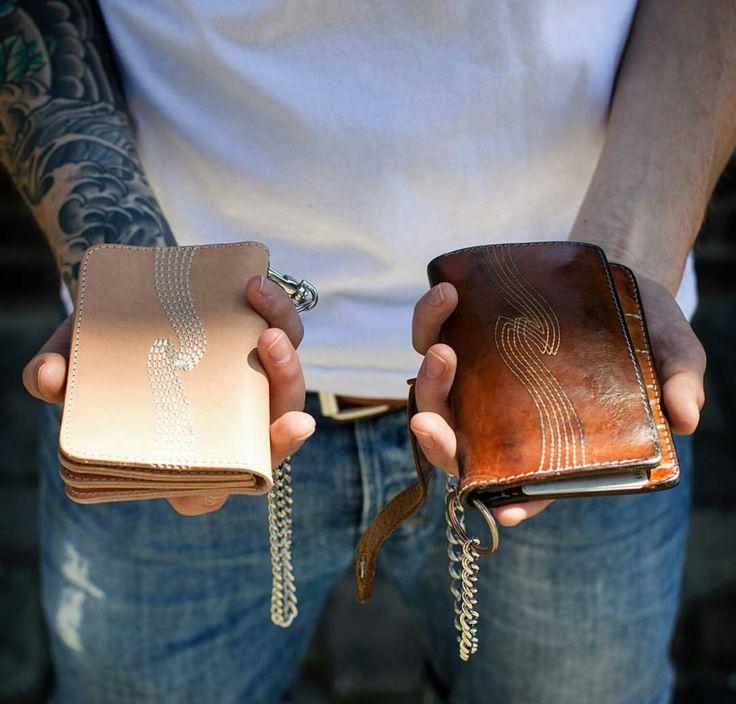 Nudie Wallet , Nudie jeans & ink