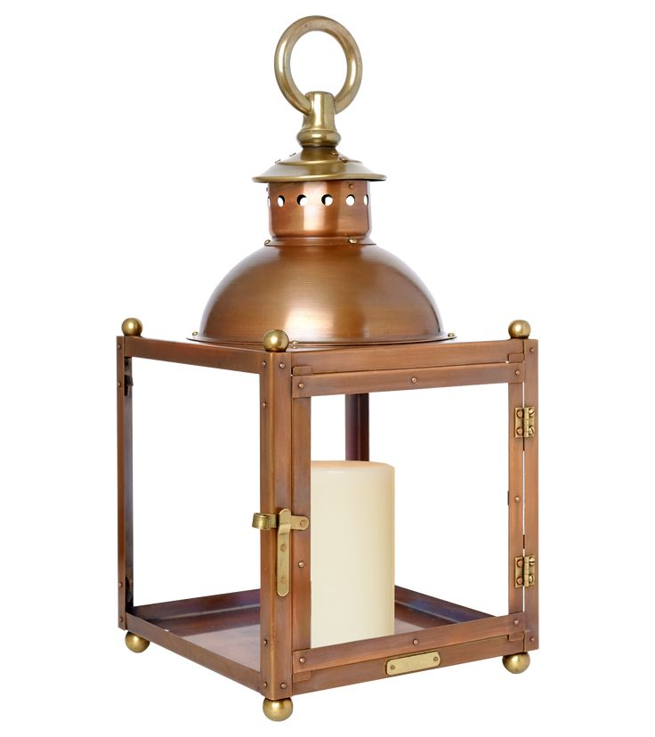 Buy Cupola Pool House Lantern by Bevolo Gas & Electric Lights - Made-to-Order designer Lighting from Dering Hall's collection of Industrial Traditional Coastal Floor Lamps.