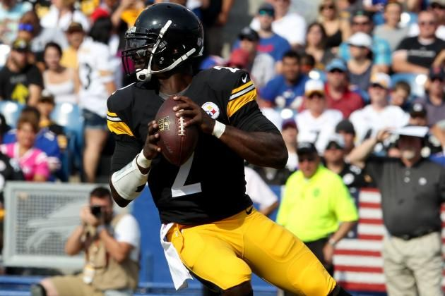 Michael Vick, Antonio Brown's Fantasy Outlook After Ben Roethlisberger Injury -  By Timothy Rapp , Featured Columnist Sep 27, 2015