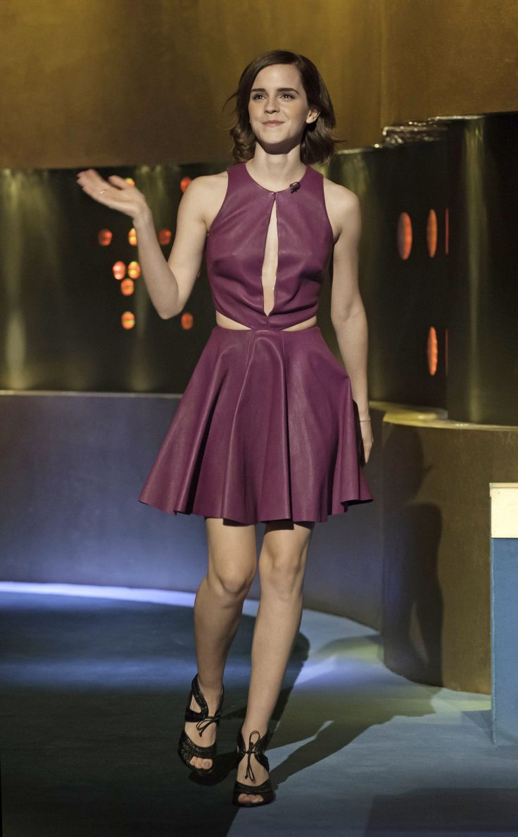 Emma Watson admits she had a crush on
