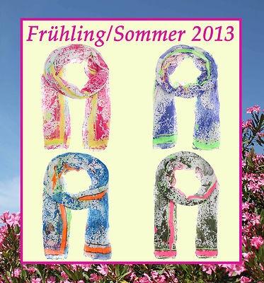 Schal, Tuch Frühling/Sommer 2013 Neon € 10,90