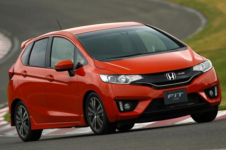 honda fit 2015 new car #2015HondaFit #Car #Autos #Review #Honda #car2015 #Fit #Red