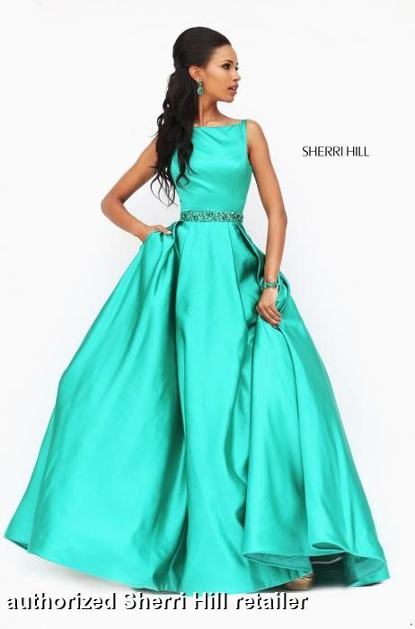 Sherri Hill Prom and Homecoming Dresses Sherri Hill 50502 Sherri Hill One Enchanted Evening - Designer Bridal, Pageant, Prom, Evening & Homecoming Gowns