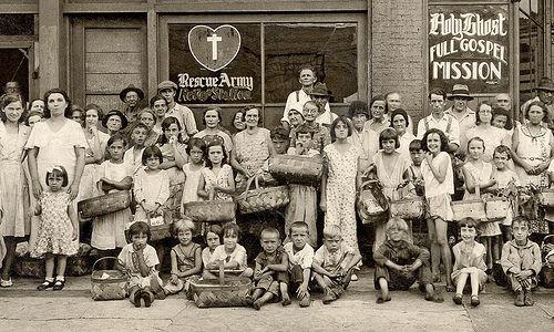 Depression Era Soup Kitchen Close-up - Faces - St. Louis, Missouri by rodinal1, via Flickr: Kitchens Close Up, 1930S, Depression Era, Era Soups, American Depression, Depression Dust, Soupkitchen, St. Louis, Soups Kitchens
