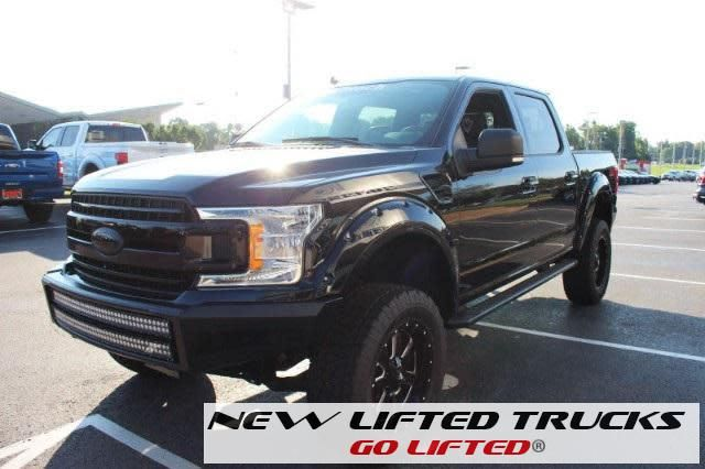 Lifted Trucks New Lifted 2018 Ford F150 Limited Waldoch Rampage Lifted Trucks 2018 Ford F150 Ford F150
