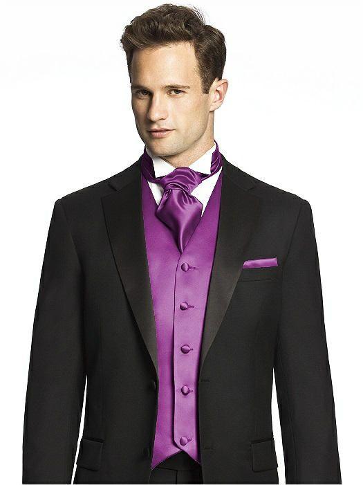 Matte Satin Cravat http://www.dessy.com/accessories/matte-satin-cravat/