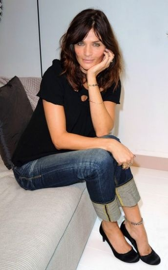 Helena Christensen Fashion and Style - Helena Christensen Dress, Clothes, Hairstyle - Page 7