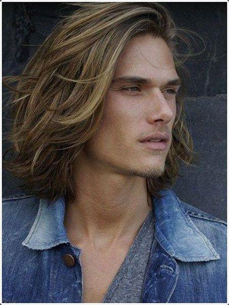 Haare männer dunkelblonde Männer Frisur