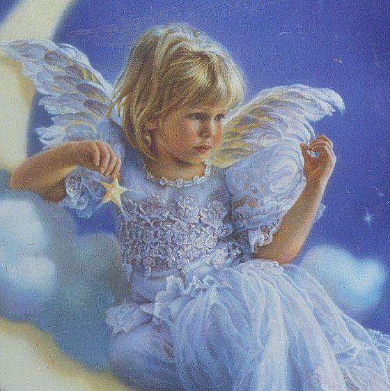Angels by Sandra Kuck