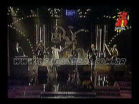 LOS FABULOSOS CADILLACS - Yo quiero morirme acá (Badía y compañía, Canal 13) 26.04.1986