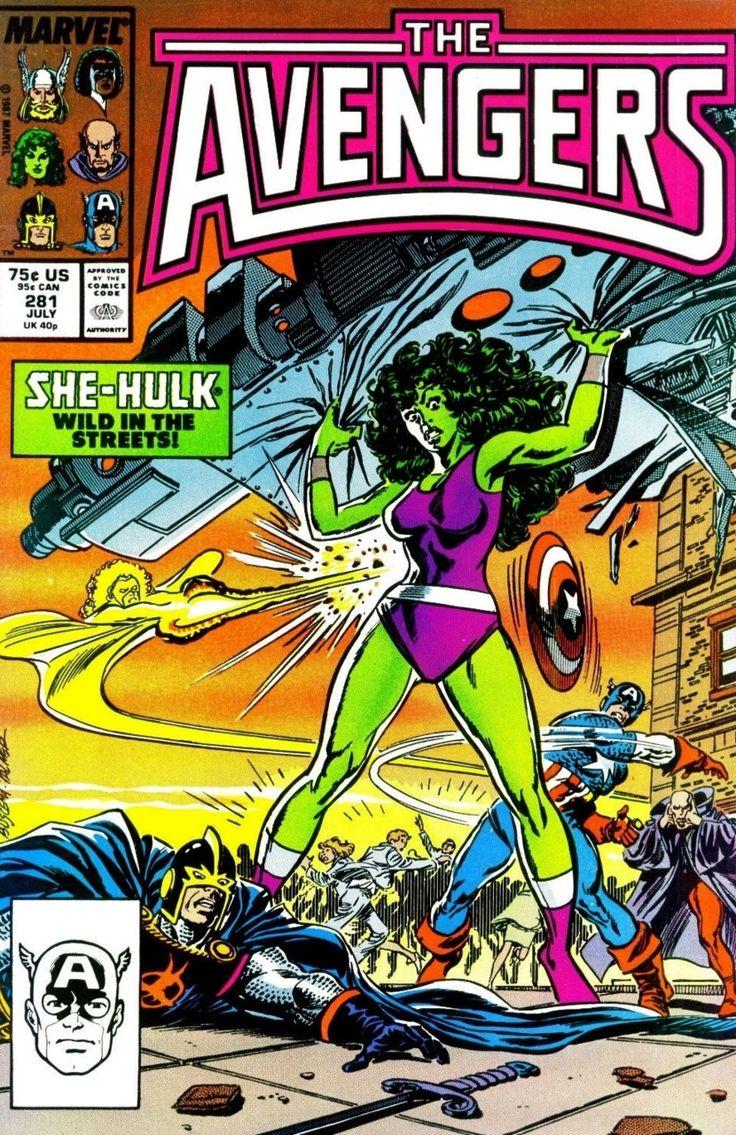 Jennifer Walters (Earth-616) | Marvel Database | FANDOM ...