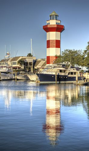 harbour town lighthouse, hilton head: Harbour Town, Sea Pine, Hilton Head Islands, Lighthouses Locations, Hiltonhead, Town Lighthouses, Harbor Town, Lights Houses, Pine Resorts