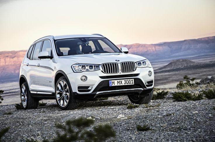 BMW X3 (F25) - Modellbeschreibung Neuigkeiten rund um SUVs