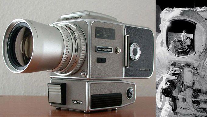original Hasselblad 500EL Electric Camera kit