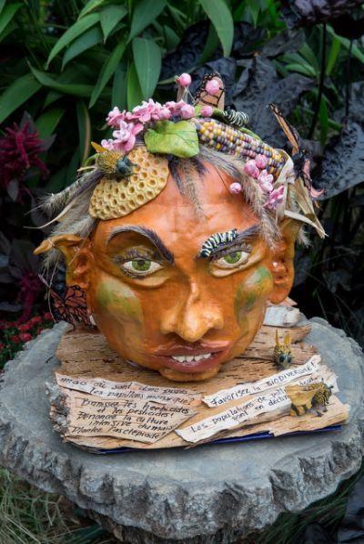Pumpkin-Decorating Contest - YouTube Halloween decorations