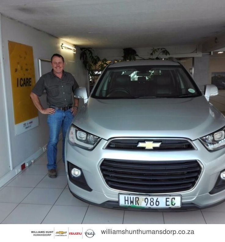 Assisted by Alexander Kock | 5 Stars | Well done guys,It was nice doing business with Williams Hunt Humansdorp