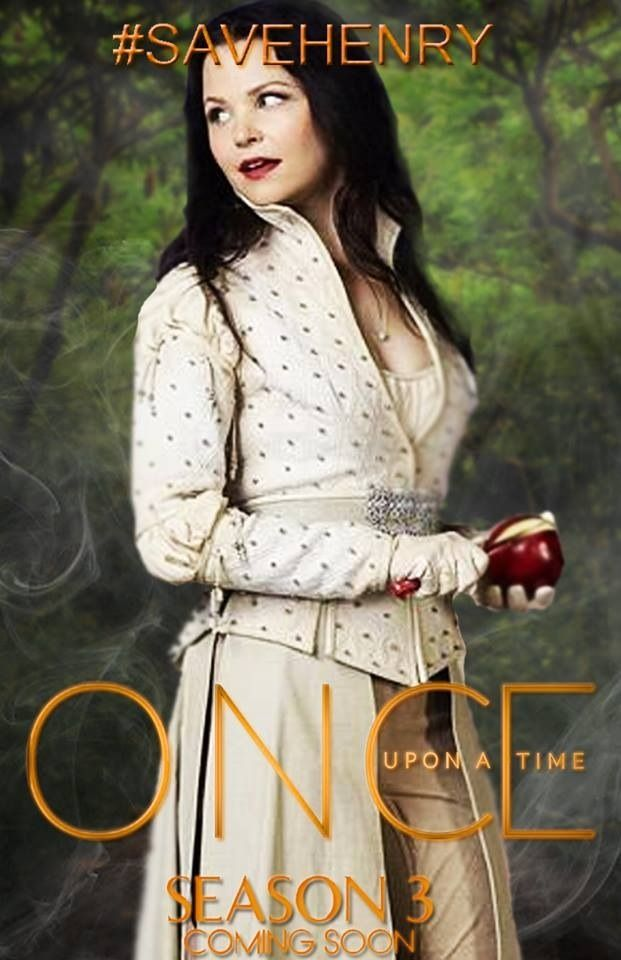 Snow White season 3 fan made poster. Once Upon a Time ...