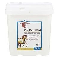 MSM, Size: 4 POUND (Catalog Category: Equine Supplements:SUPPLEMENTS) by FARNAM CO - VITAFLEX. $44.00. Pure dietary methylsulfonylmethane. A natural dietary source of sulfur. Recommended by veterinarians. Odorless, white crystalline granules that are easy to feed. An essential mineral that is found in all living things. Enclosed scoop holds 1/3 ounce.Ingredients: Ultra Pure Methylsulfonylmethane.(Size: 4 POUND)