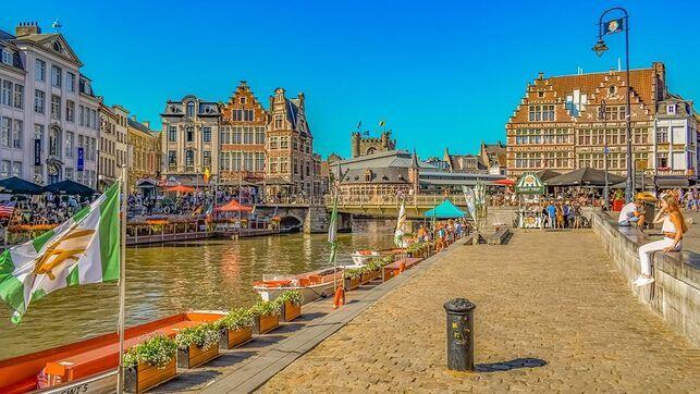 Gante Y El Año Van Eyck Una Experiencia Para Todos Los Sentidos En 2020 Hieronymus Bosch Jan Van Eyck Viajes