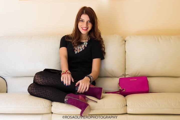 #little #black #dress #blogger