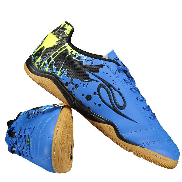 Chuteira Dalponte Contact Indoor Futsal Azul Somente na FutFanatics você compra agora Chuteira Dalponte Contact Indoor Futsal Azul por apenas R$ 89.90. Futsal. Por apenas 89.90