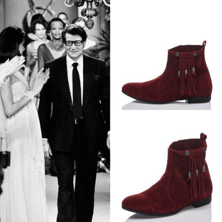 ''Her zaman stilin modadan daha önemli olduğuna inanırım. '' Yves Saint Laurent
