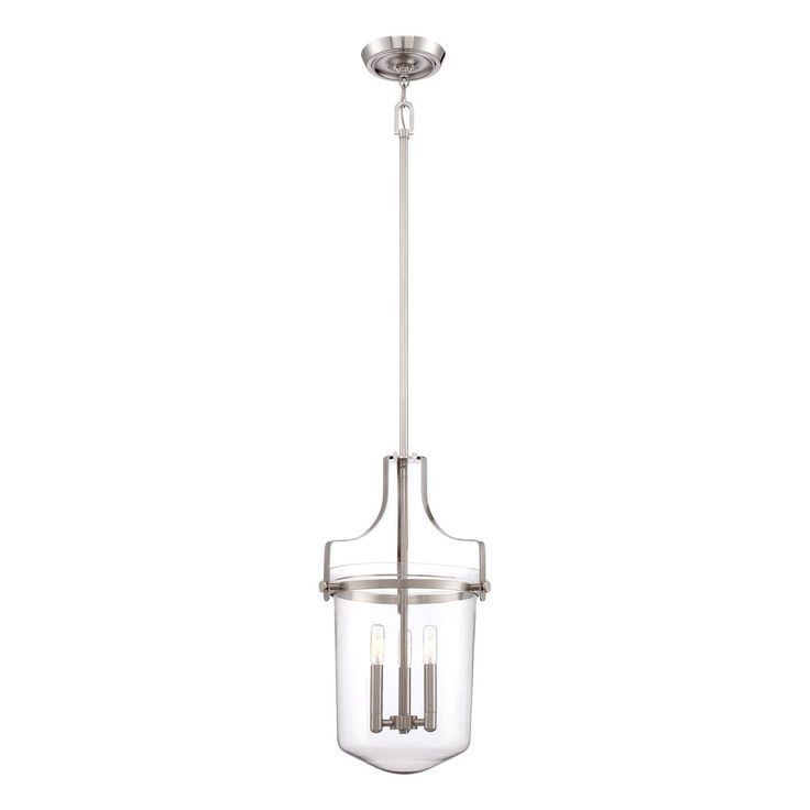Shop Quoizel UPPS2813 Uptown Penn Station 3-Light Pendant at The Mine. Browse our pendant lights, all with free shipping and best price guaranteed.