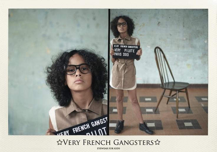 VERY_FRENCH_GANGSTER eyewear