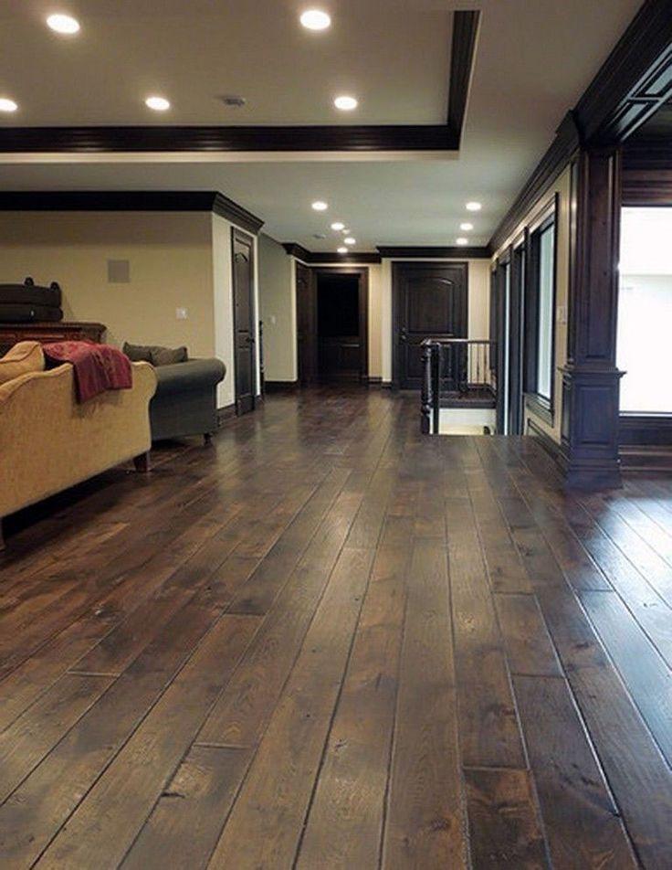 Awesome white oak flooring versus red oak flooring on this