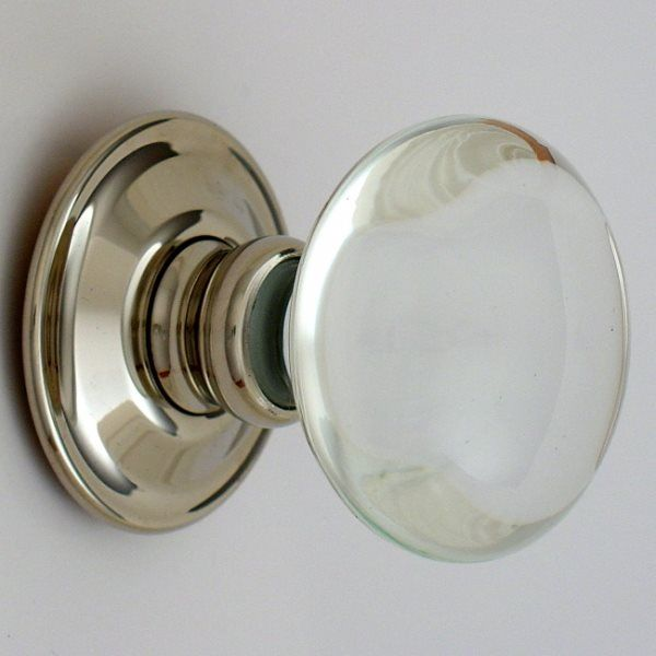 94 best Beautiful Clear Glass Door and Cupboard Knobs images on ...