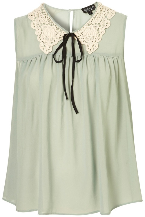 Cute blouse from Top Shop