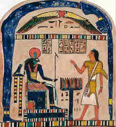 Nuit - ägyptische Göttin des Himmels