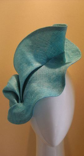 Jill & Jack Millinery, love the shape of this hat