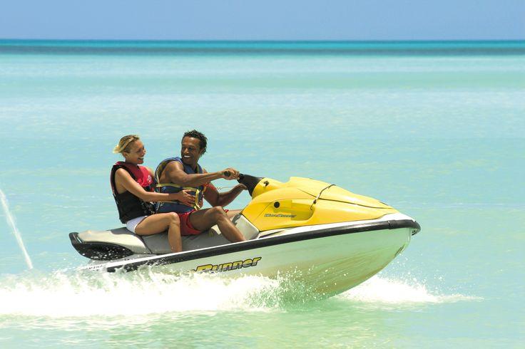 Jetskiing on Antigua copyright: Antigua & Barbuda Tourism Authority