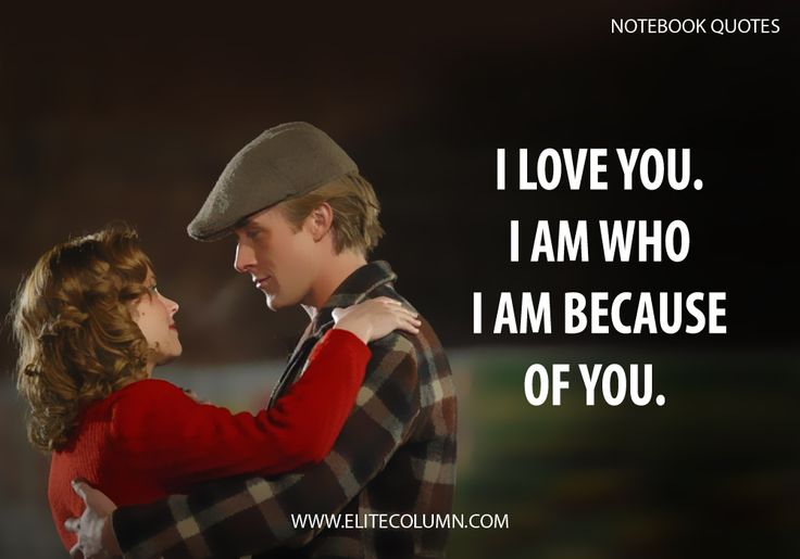12 Beautiful Quotes from The Notebook That'll Make You Fall In Love Again