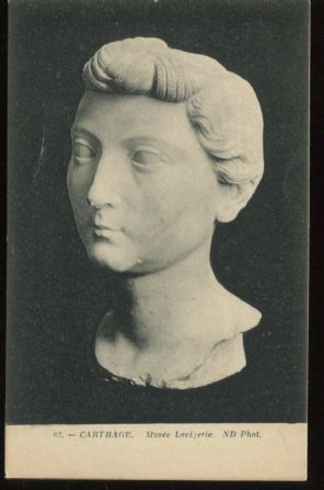 ND Phot Postcard, Carthage, Musee Lavigerie, 62